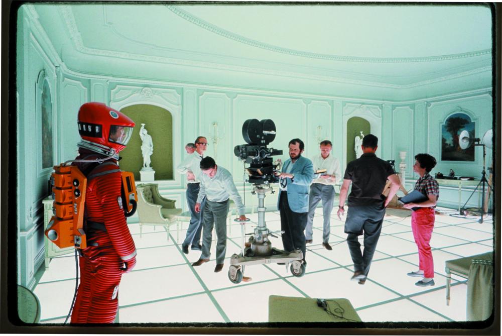 """""""2001: L'Odyssée de l'espace"""", (1968) réalisé par Stanley Kubrick. © Warner Bros. Entertainment Inc."""