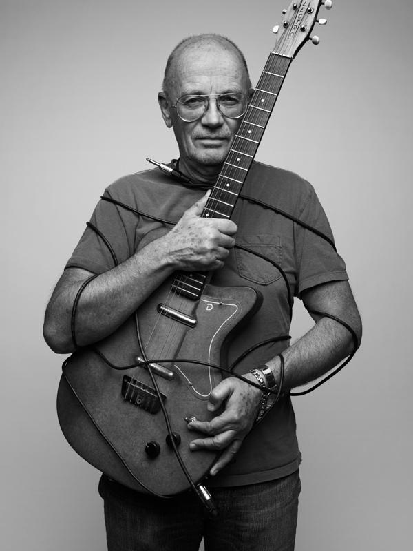 Steve Hiett photographié par Jean-Baptiste Mondino. Remerciements à Jean-Baptiste Mondino.