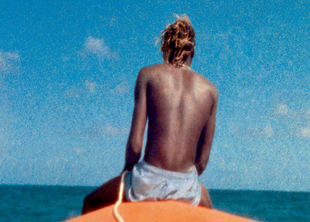 """Ashes"" (2002-2015) de Steve McQueen. Capture de film. Steve McQueen. Courtesy of the artist, Thomas Dane Gallery and Marian Goodman Gallery"