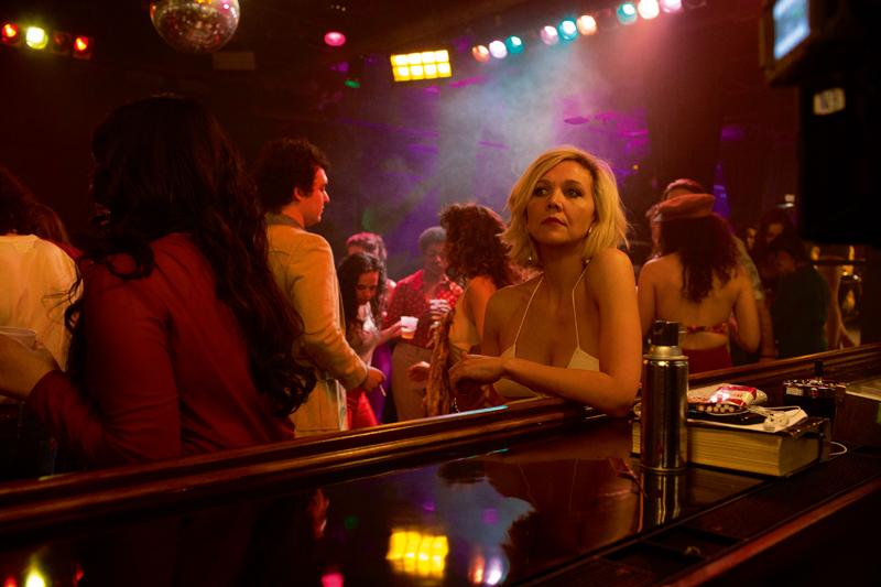 "Maggie Gyllenhaal dans ""The Deuce"""