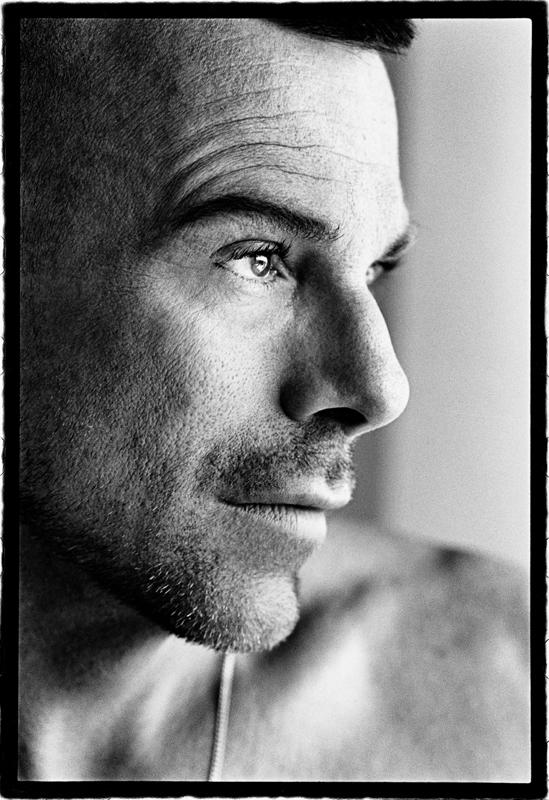 "Dominique Issermann, ""Thierry Mugler"", New York, 1995 ; Stern (Allemagne),1995. Photo : © Dominique Issermann."