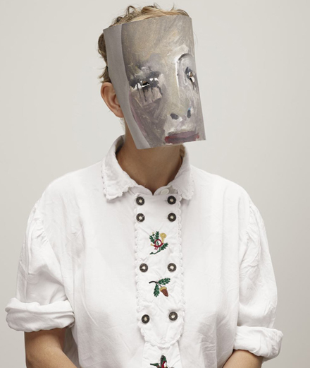 Portrait de Laure Prouvost, Gene Pittman Courtesy Walker Art Center, Minneapolis