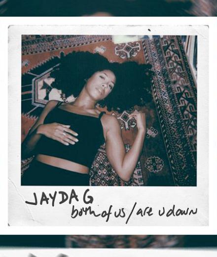 Pochette de l'EP Both Of Us/Are U Down de Jayda Guy