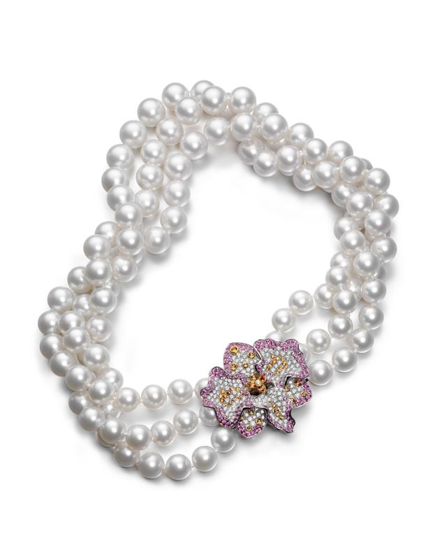 Collier en perles, TIFFANY & CO.