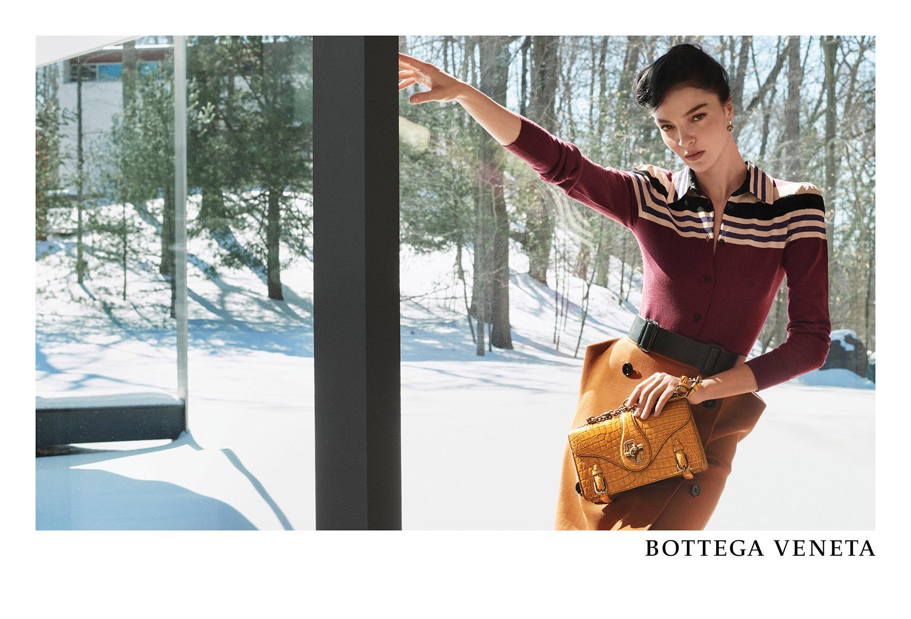 La campagne printemps-été 2017 de Bottega Veneta par Todd Hido