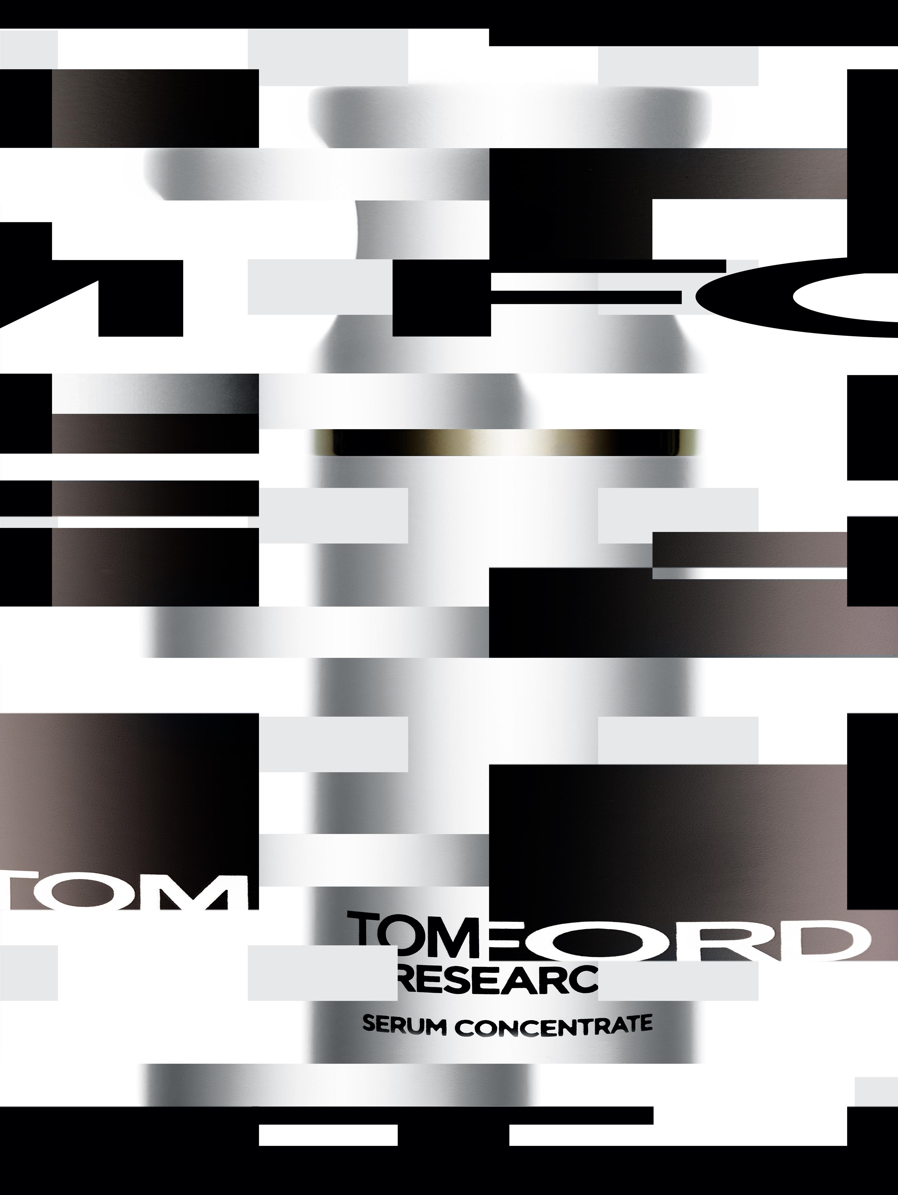 """""""Tom Ford Research, Sérum Concentré"""", TOM FORD BEAUTY."""