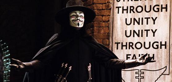 V pour Vendetta, Alan Moore & David Lloyd, James McTeigue