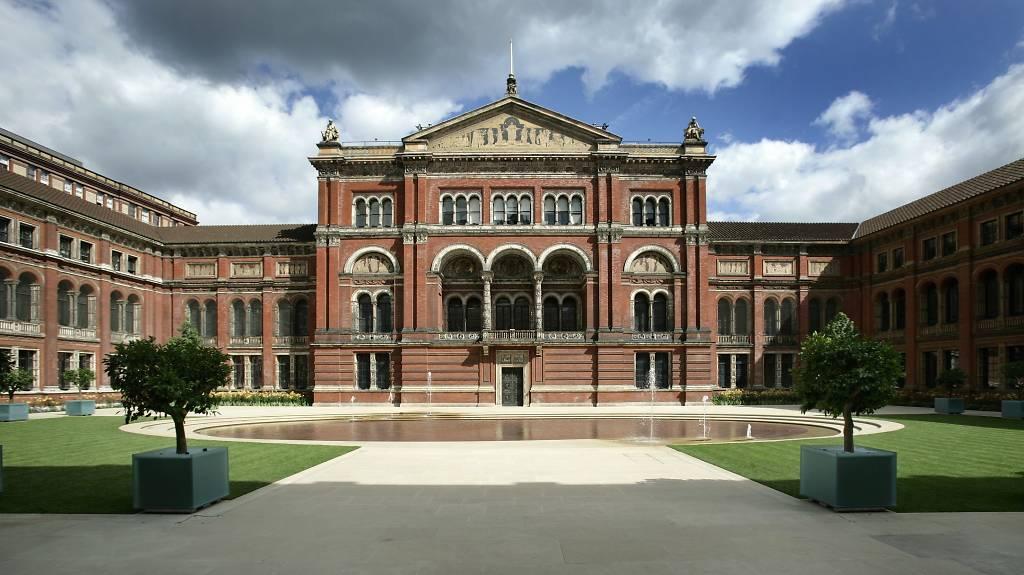 Le V&A Museum, Londres.