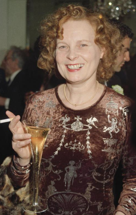 Vivienne Westwood © Uscha Pohl