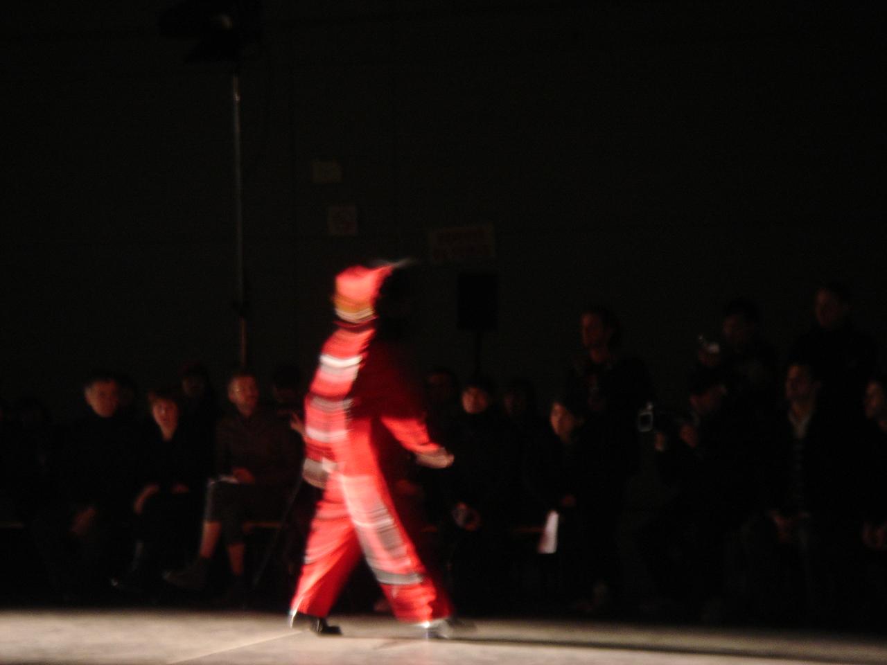 Walter Van Bereindonck automne-hiver 2006-2007 © Totem Fashion