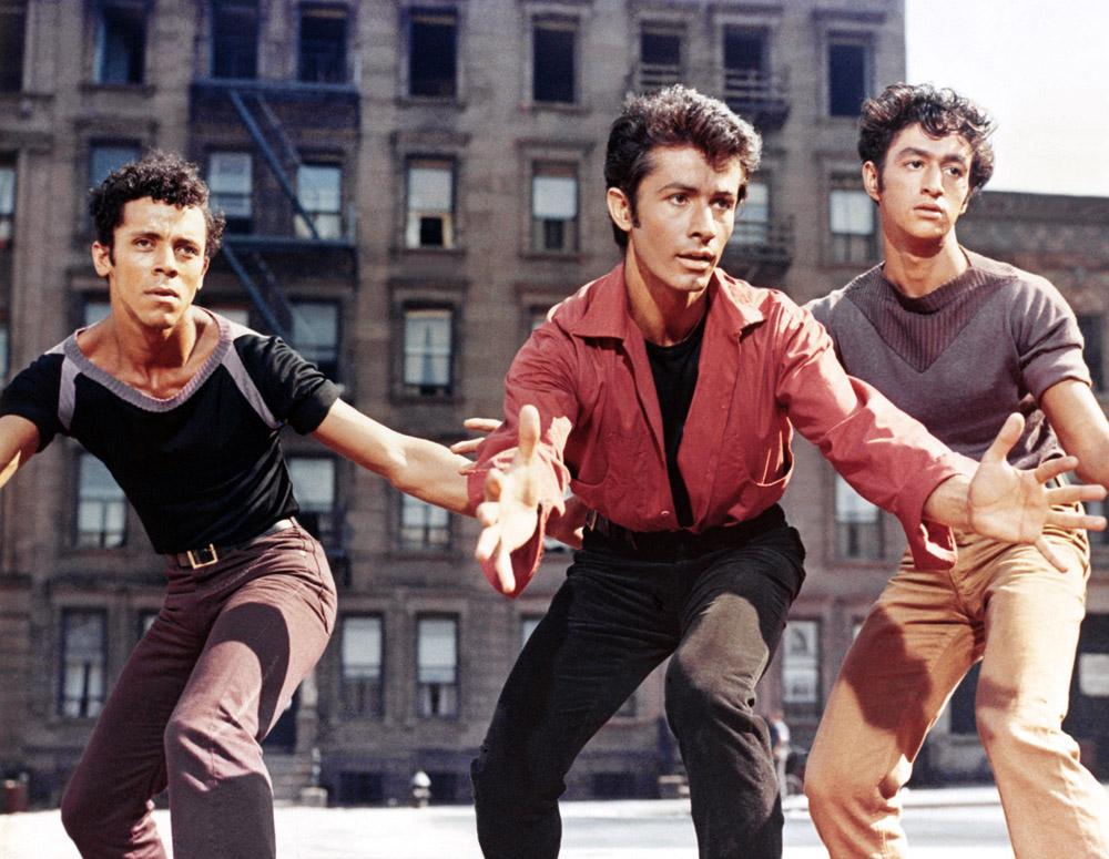 """West Side Story"" (1962), de Robert Wise et Jérome Robbins."