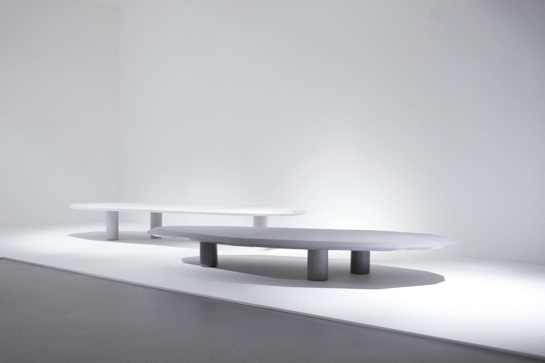 """""""Périmètre #01"""", de Normal Studio (2015), béton, 21 x 169,2 x 76,2 cm."""