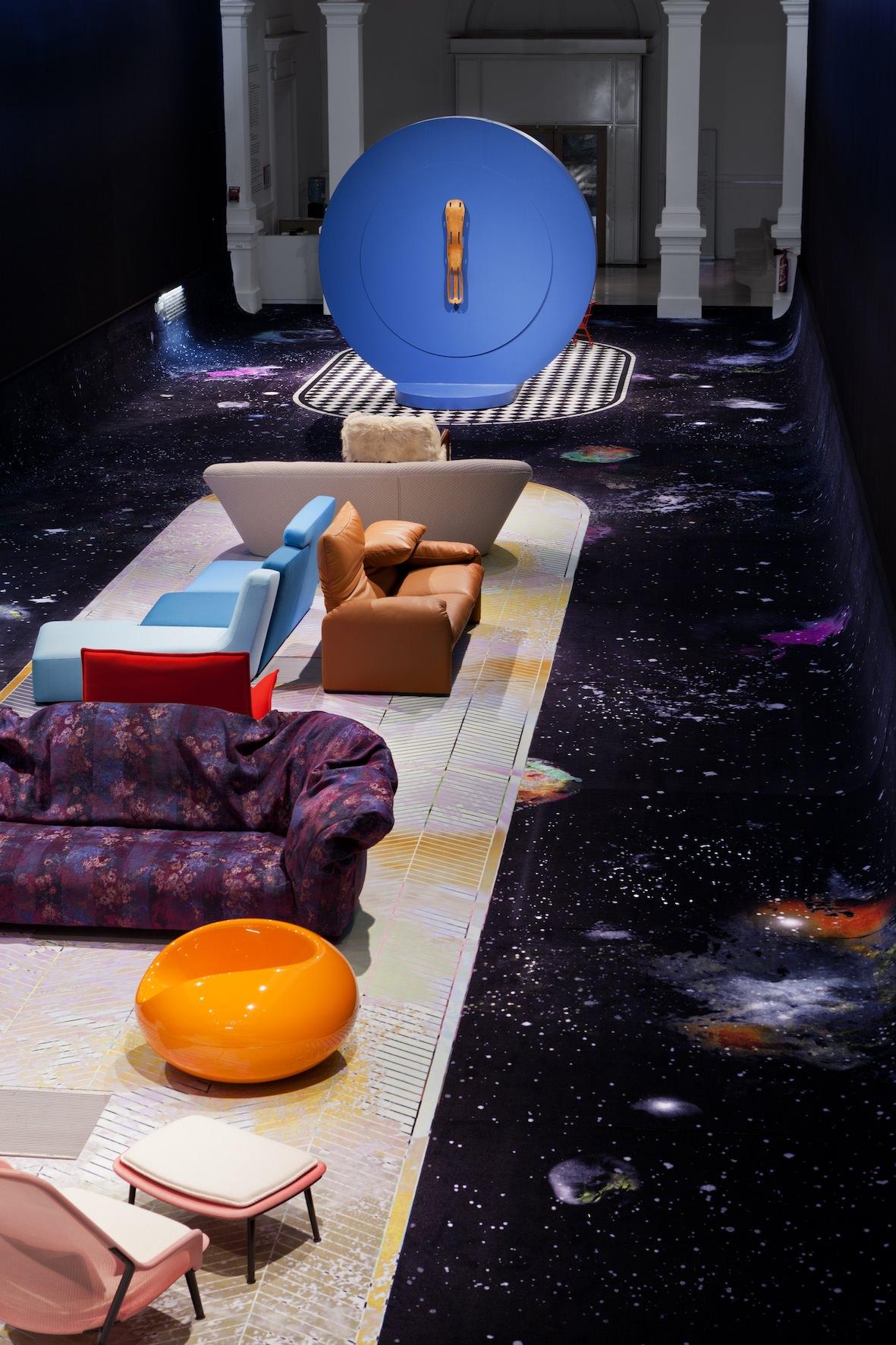 """Portfolio : le design au pays des merveilles avec l'exposition """"Zones de confort"""""""