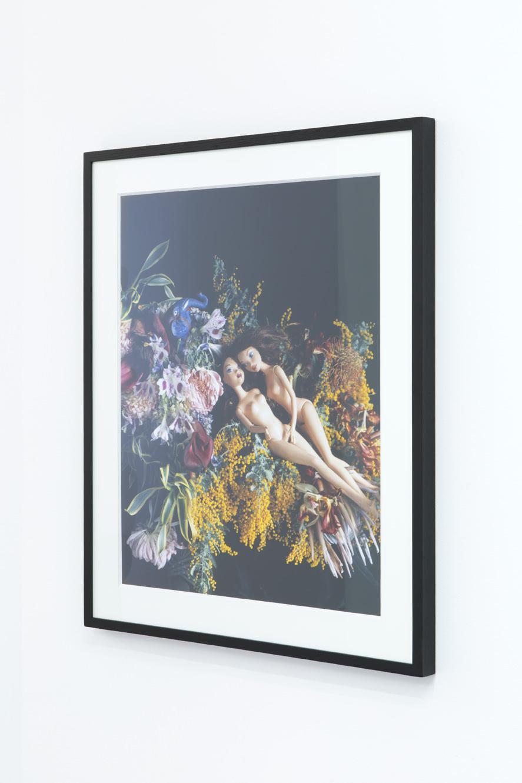 Photo :Julie Joubert, archives Kamel Mennour. Courtesy the artist and Kamel Mennour, Paris. © Nobuyoshi Araki