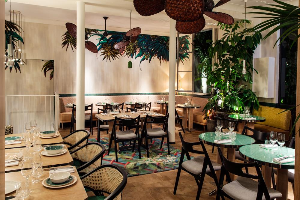 Le club de sport Klay ouvre les portes de son restaurant