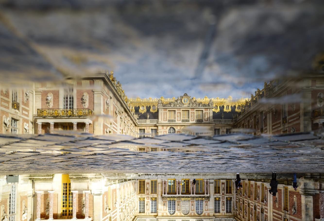 "Photo: Olafur Eliasson.   Eliasson's three interventions in the gardens at Versailles should procure visitors a sensational spectacle. No less than 40 staff (out of the 100 at his Berlin studio) worked on the project. The first, and probably most impressive, intervention will consist in an immense cascade in the axis of the Grand Canal. ""The idea of a cascade had been abandoned at the time of the gardens' creation for technical reasons,"" he explains. ""For me, this project is a way of making what was impossible yesterday possible, of making the dream become reality. Throughout my art training I was fascinated by the theatrical power of the Baroque, which is fully expressed at Versailles. But the use of this style interests me more for its capacity to underline the presence of an idea, to say everything through a detail, to deepen a sensory and critical ability, than as a melancholic escape into the past."" Meanwhile, in the Bosquet de la Colonnade, Eliasson will reprise his intervention at Paris's COP 21, bringing in blocks of ice directly from Greenland which are rich in minerals that will fertilize the earth. The end of a world is thus transformed into the possibility of a new start. ""Greenland's layers of ice are made of snow that accumulated over hundreds of thousands of years,"" Eliasson explained in 2015. ""The ice contains the memory of all the changes undergone by the climate and the atmosphere.""   This singular relationship between the artist and time could not have found a better receptacle than Versailles. ""Versailles travelled through the centuries to meet me. But I also undertook my part of the journey,"" he explains. ""Of course I had in mind what I'd learned at school about Louis XIV and about the French Revolution. But also a much more recent event: the Congrès du Parlement called by François Hollande following the terrorist attacks in November. Versailles is a place of history, past history of course, but also totally contemporary history. I want to make of Versailles a place of contemporaneousness."""