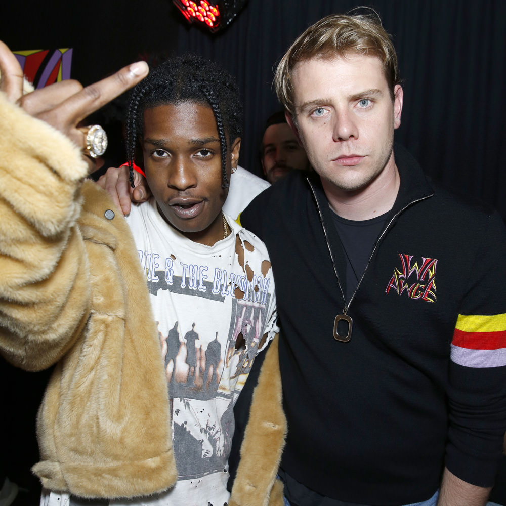 "A$ap Rocky and Jonathan Anderson.   The prince of hip-hop and self-proclaimed fashion killa A$ap Rocky has signed a capsule collection for J.W. Anderson affirming once again his passion for edgy fashion. It was at the crazy after show party held at the Ace Hotel, with guests including FKA Twigs and Robert Pattinson, that the designer and New York rapper launched their collaboration.      After being seen in Raf Simons, Rick Owens, Ann Demeulemeester and Gosha Rubchinskiy, A$ap Rocky wears a J.W. Anderson t-shirt in the music video Jukebox Joints. Revealing his admiration for the English designer, he's quickly become the new ambassador for the brand: ""Jonathan is a designer who follows his instinct and J.W. Anderson has a unique aesthetic. AWGE is built on the same values, that's why this collaboration works so well.""   From beanie and fake fur baseball jacket to zip-up hoodie and sweatpants… the whole lot embellished with the ""JWA x AWGE"", the eight pieces in the collection form a complete wardrobe for the perfect gangsta/dandy in the hood, who's become a veritable icon these last few years.     Discover the capsule collection at Colette, 213 Rue Saint Honoré, Paris 1st. And on www.j-w-anderson.com   By Léa Zetlaoui   Read our interview with A$ap Rocky here. Read our interview with Robert Pattinson here, cover boy of the last Numéro Homme."