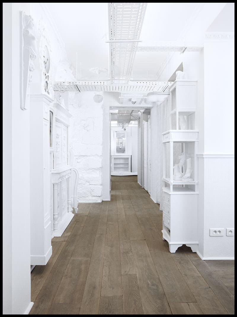L'Atelier Blanc de Frédéric Mennetrier