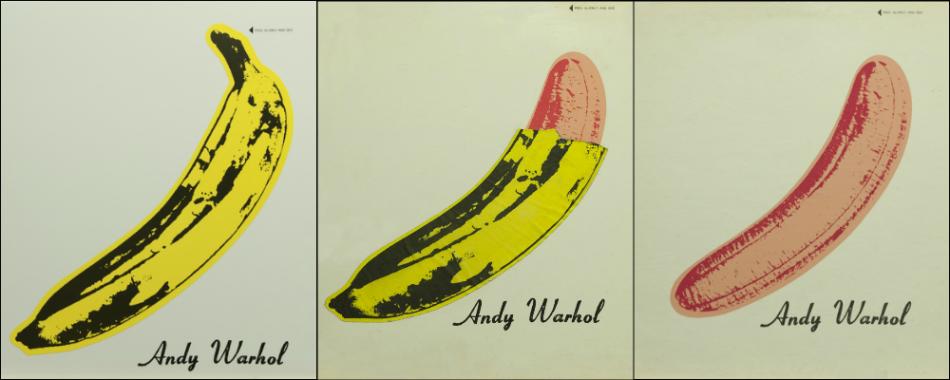 Artwork d'Andy Warhol, duVelvet Underground & Nico, album cover,Universal Music Group.  5.Elle permet de comprendre le rayonnement du Velvet L'héritage du Velvet a pénétré tous les arts. Dans la dernière salle, inégale dans ses choix, on trouve ainsi l'installation lumineuse brillante de Joao Louro, I'll Be Your Mirror, une peinture de Léo Dorfner, des images de Nan Goldin ou d'Antoine d'Agata. Elle nous montre surtout que même si les génies Lou Reed et Nico nous ont quittés, leur univers pop, électrique et noir (qui mettait en lumière les freaks, les travestis et les junkies de New York) n'a jamais été aussi vivant et vivifiant.   The Velvet Underground, New York Extravaganza,  du 30 mars au 21 août,à la Philharmonie de Paris.