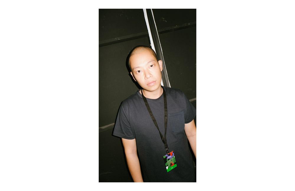 Backstage : le défilé Boss printemps-été 2017