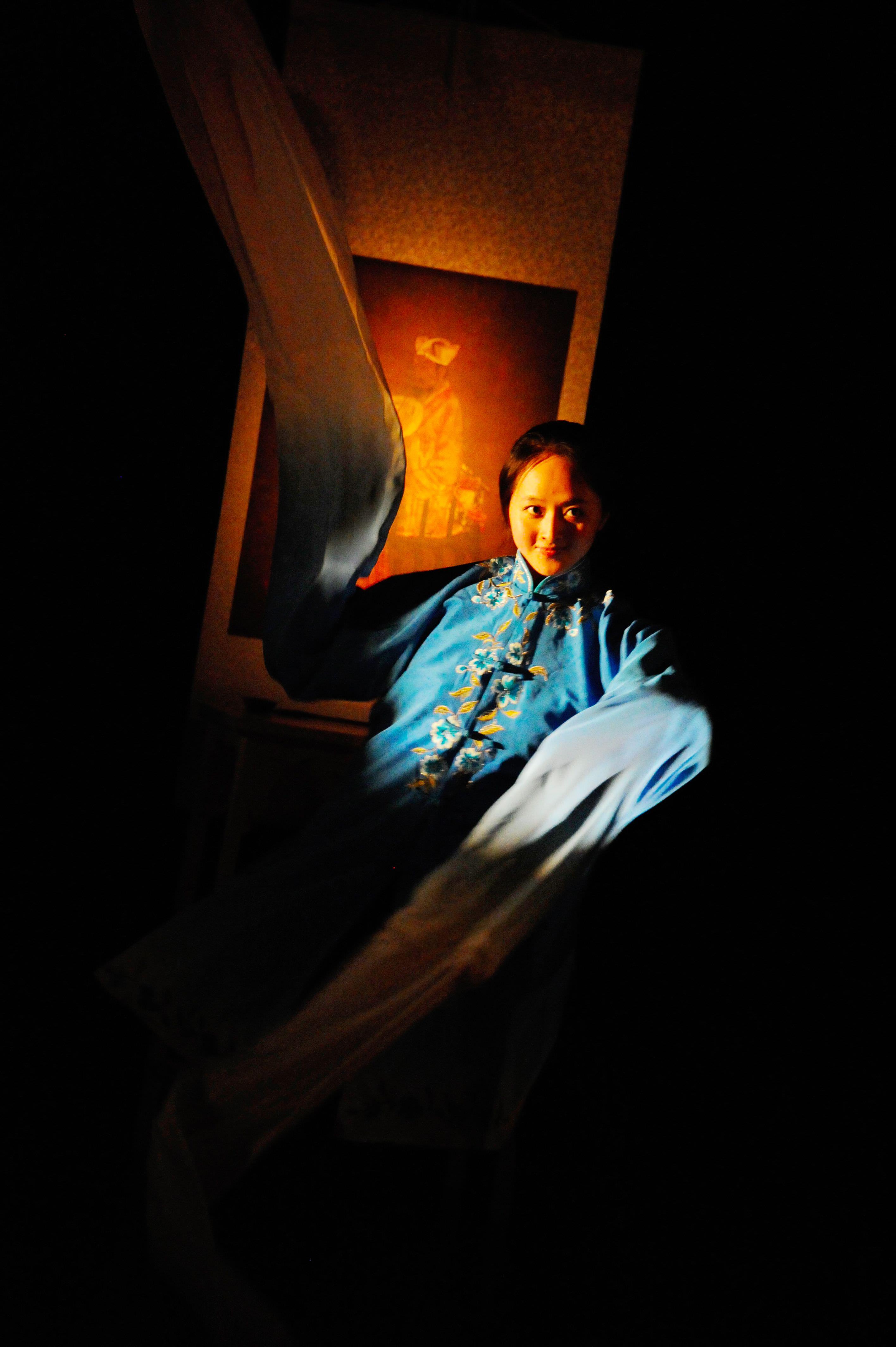 Cooking a Dream, pièce inspirée d'un roman de Shen Jiji, réalisation Huang Ying.