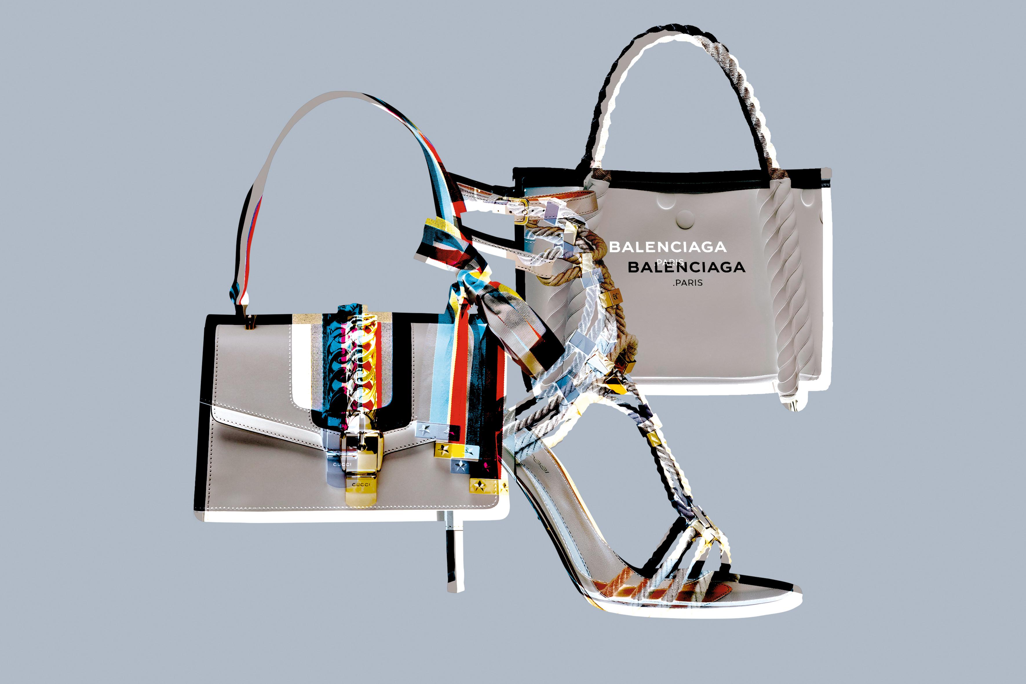 43c9b55852bf Gucci, Sergio Rossi and Balenciaga: cruise inspired accessories ...
