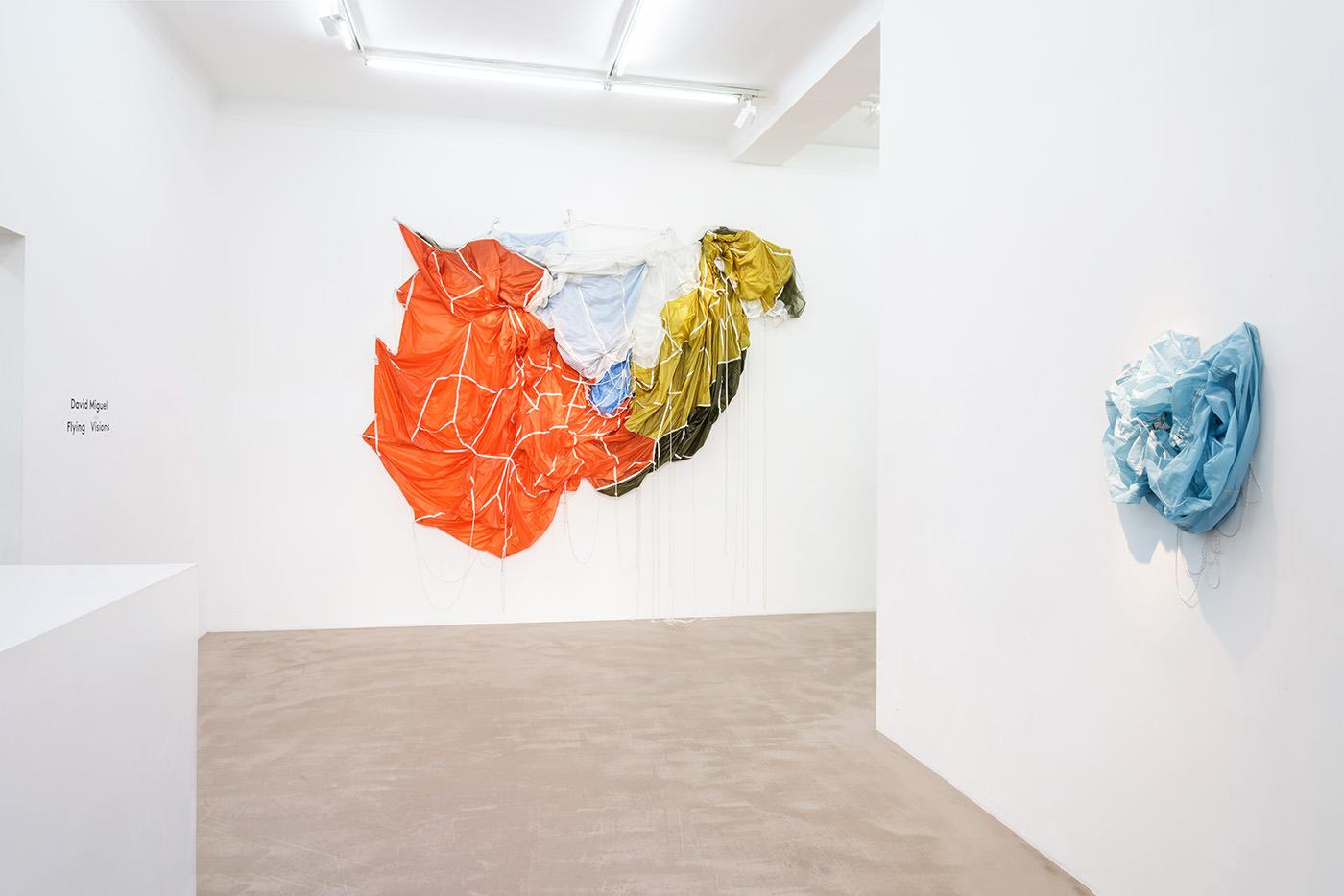 Flying Visions par David Miguel, du 12 septembre 2015 au 31 octobre 2015 à la Next Level Galerie,8, rue Charlot, 75003 Paris,www.nextlevelgalerie.com