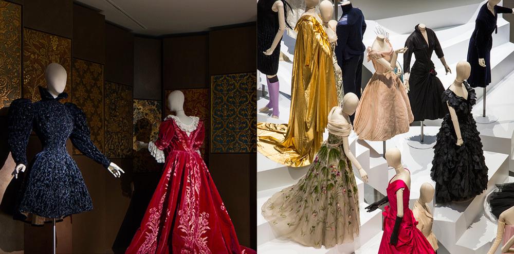 Exercice périlleux que de proposer une rétrospective chronologique sur l'histoire de la mode sans tomber dans l'ennui et le poussiéreux. Pourtant, le musée des Arts décoratifs réussit, grâce à une scénographie aussi ludique qu'impressionnante, à résumer trois siècles de mode en 300 costumes.  La période de 1715 à 1920 est présentée sous forme de tableaux où les costumes sont mis en scène au milieu de tentures, de portes d'époque ou de miroirs anciens, tandis qu'une immense salle immaculée, rappelant un podium, expose les créateurs de 1920 à nos jours.De Vionnetà Dries Van Noten en passant par Martin Margiela,aucun ne manque à l'appel.  Alors que régulièrement il est décrété que la mode n'est plus, que l'industrie se meurt, et qu'il n'y a plus aucune créativité,Fashion Forwardprouve, au contraire, que la mode, en plus d'avoir toujours su s'affranchir ou s'inspirer du passé pour construire le futur, repose aujourd'hui sur un subtil équilibre entre créativité, savoir-faire et industrie.En pleine remise en question de l'industrie, pourquoi cette exposition fait-elle sens ?