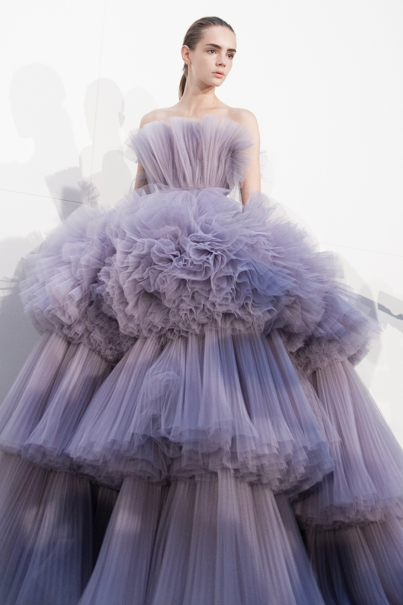 Giambattista Valli fall-winter 2016-2017 haute couture runway show