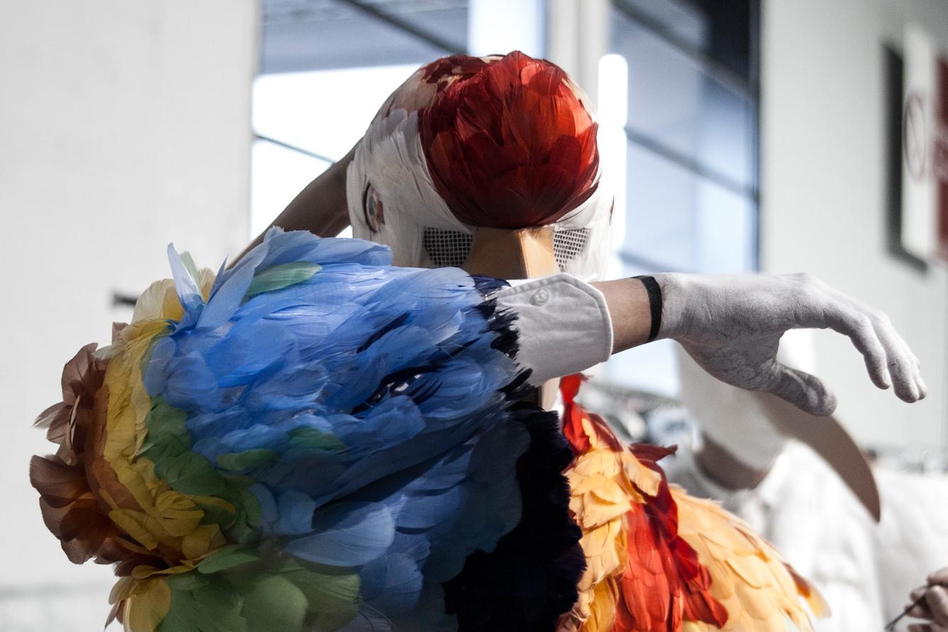 Drôles d'oiseaux: retour sur le défilé Thom Browne printemps-été 2017