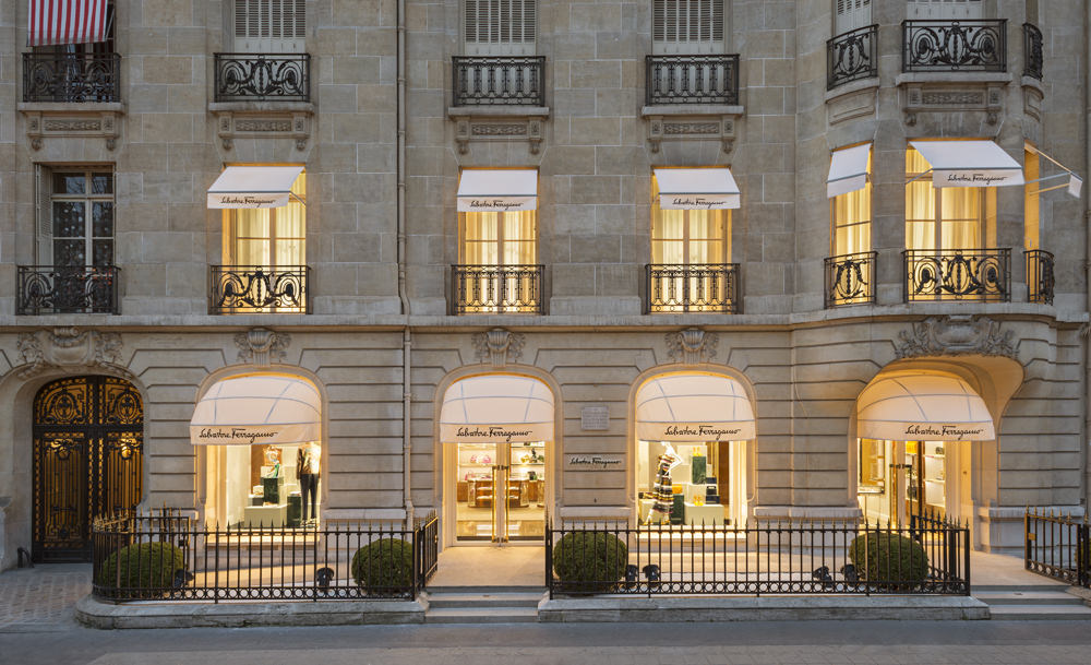 The Salvatore Ferragamo Flagship in Paris  In the 1920s Salvatore Ferragamo won the hearts of Hollywood with his elegant and comfortable shoes that were seen on the feet of the biggest stars of the time from Judy Garland to Marilyn Monroe and Audrey Hepburn…Famous in America, he decided to open his workshops and boutique in Florence, a city known for the excellence of its craftsmanship. After he passed away his wife and then his children took over and continued his vision with ready-to-wear and accessory collections as well as menswear lines.  Almost 100 years after opening that first boutique, this July the Salvatore Ferragamo brand inaugurated its biggest flagship store in Paris in a shop that resembles an Italian palazzo with 1300m2 dedicated to Italian excellence. For the occasion Numéro met up with Leonardo Ferragamo, Salvatore's son.