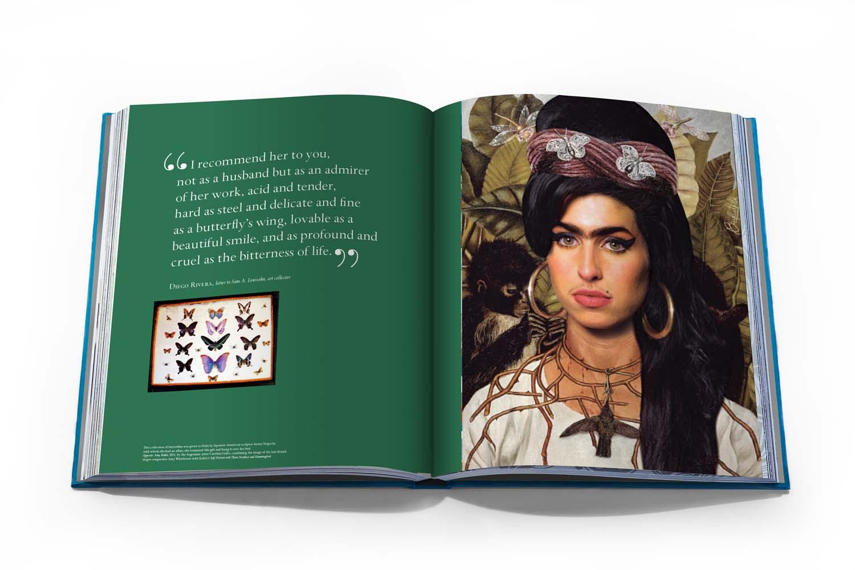 Frida Kahlo: Fashionas the art of being,Assouline editions.  Available onwww.assouline.com, Assouline Paris -35, rue Bonaparte, Paris VI Assouline Paris Le Bon Marché -115 rue du Bac, Paris VII.