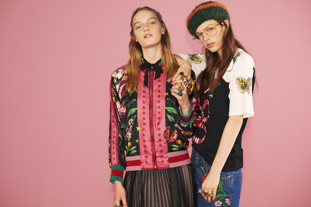 Gucci Garden, Alessandro Michele's first capsule collection