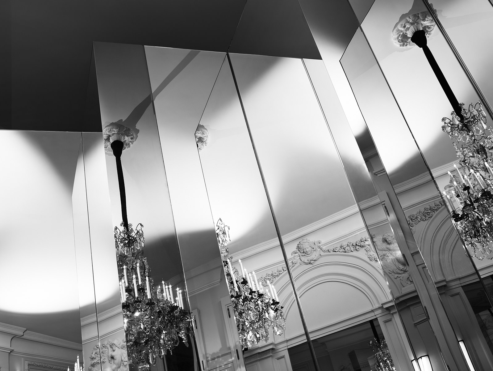 "Hedi Slimane unveils ""La Collection de Paris"", the first Saint Laurent presentation at the Hôtel Sénecterre"
