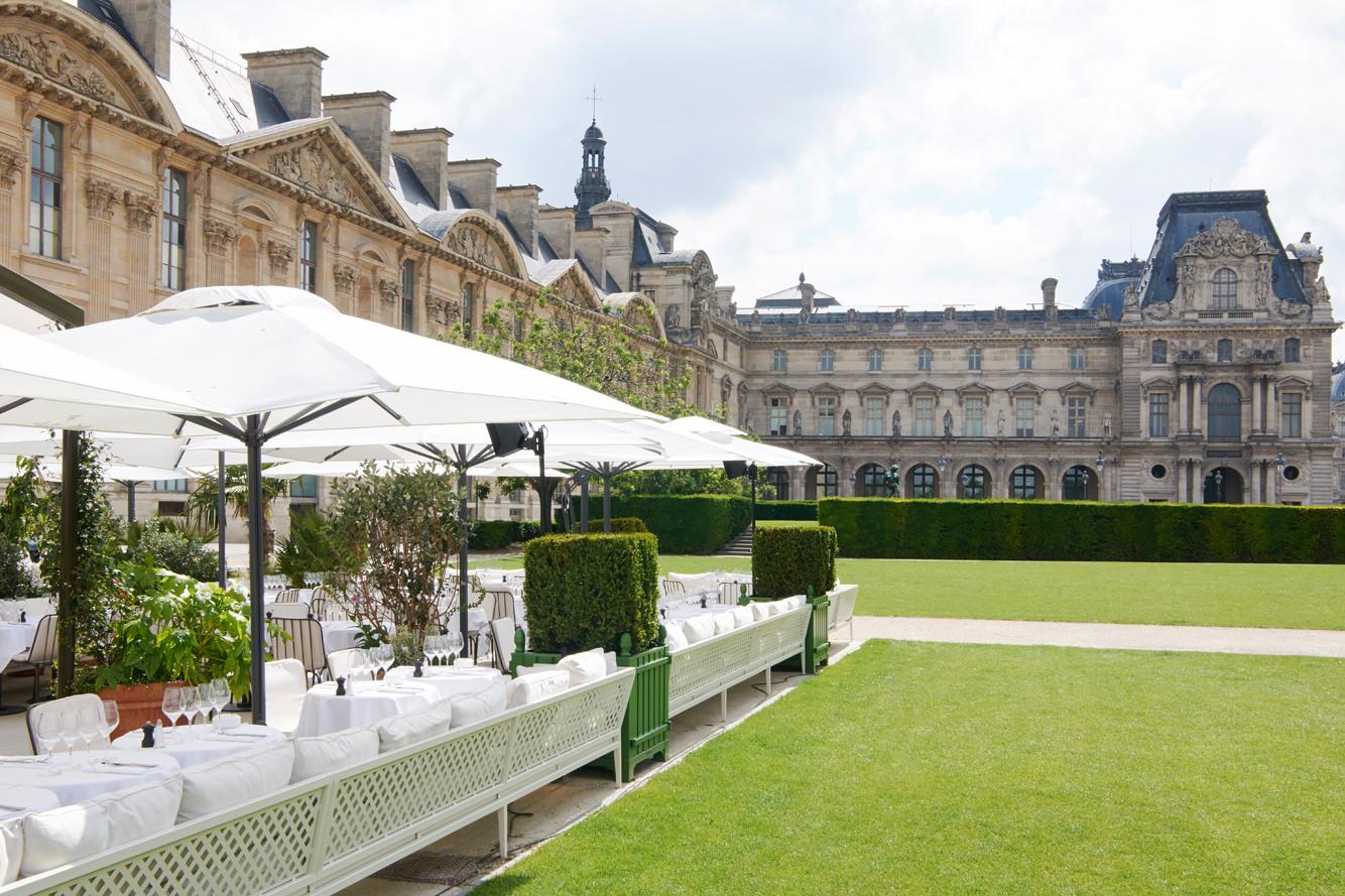 La Nouvelle Terrasse Du Loulou Le Restaurant Du Musee Des Arts