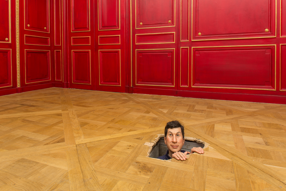 "Maurizio Cattelan, Sans titre, 2001  Polyester resin, wax, pigments, natural hair  Photo : Zeno Zotti  View from Maurizio Cattelan exhibition, Not Afraid of Love at Monnaie de Paris, from october 21rst 2016 until January 8th 2017       ""The duty of art is to ask questions, not to provide answers. And if you want a clearer answer, then you're in the wrong place."" Maurizio Cattelan     According to the press release, only major works are being shown. How does one decide that a work is ""major""? If a rule has to be found, I think it might be that of ""the three generations."" A work of art has to pass through a trendy phase, a waning period and a comeback. And at that point, if the work survived through till the third generation, you can say if it's a major work, or a masterpiece even. We can now define what the masterpieces of the 80s are, but it would be misleading to go further. Only from a long perspective can we affirm if a piece has the right combination of importance in the media and relevance in art history, and isn't just a question of hype."