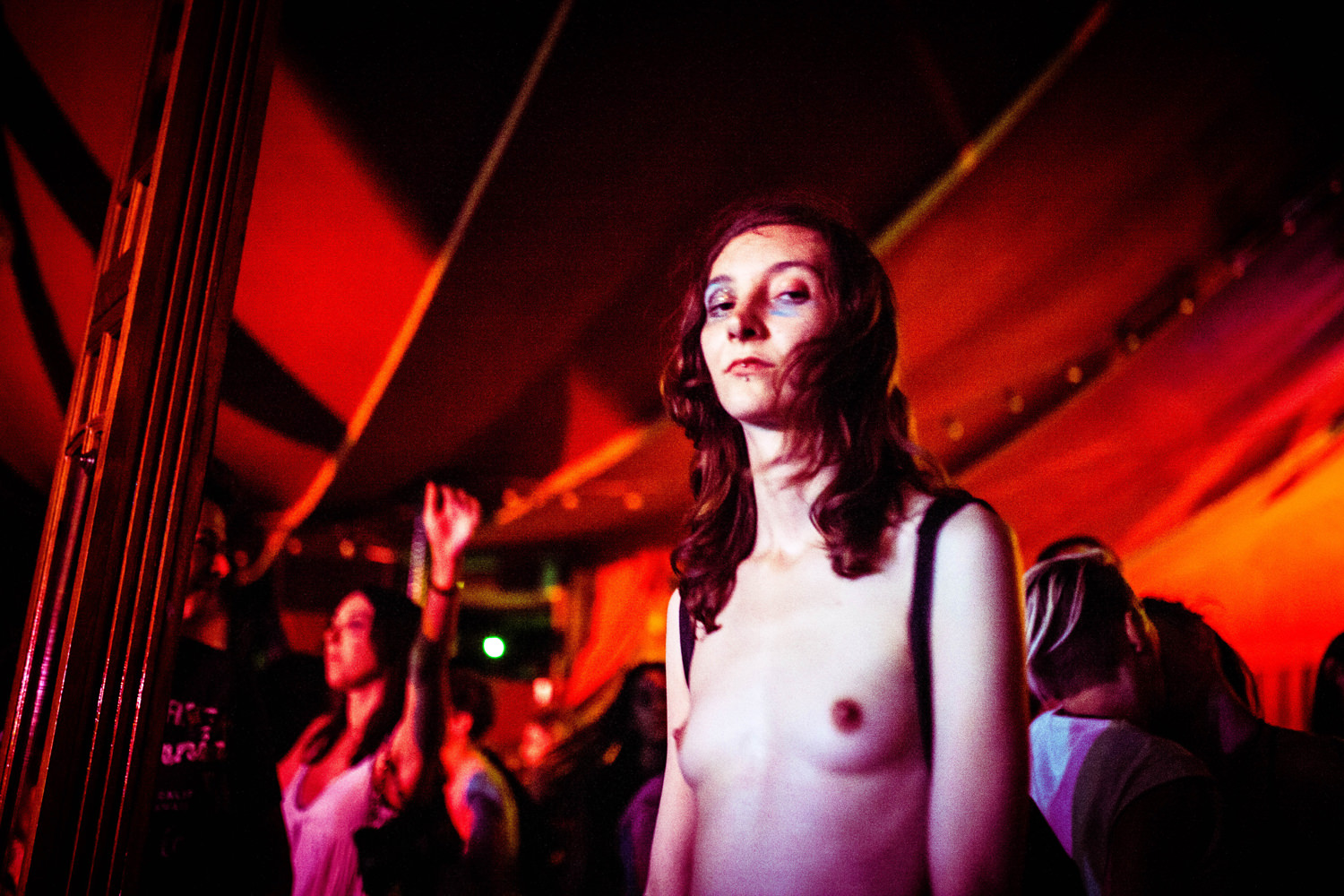 Marie Rouge, Wet for Me, Pride Edition, le 27 juin 2015, #1.