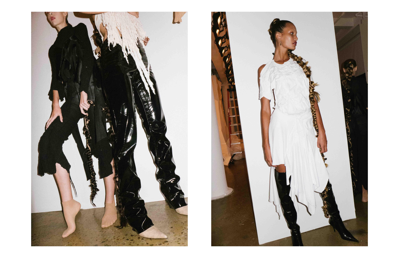 Photos : Yulya Shadrinsky pour Numero.com