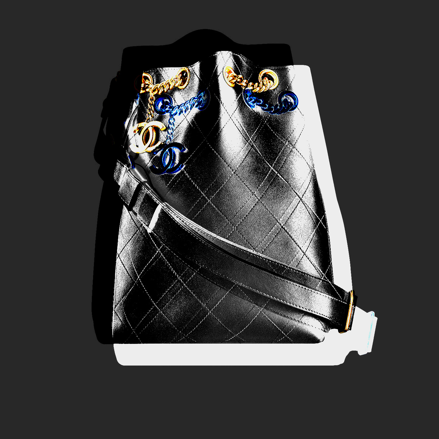 Fetish object of the week:  the Chanel bag