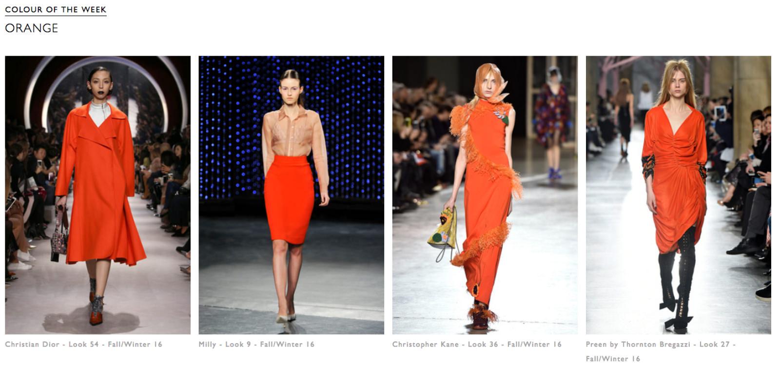 """Partie de ce constat,Alexandra Van Houtte,ancienne assistante styliste diplomée duLondon College of Fashion, et ancienne assistante chezLanvin etNuméro,a eu l'idée simple mais très astucieuse de créer un nouveau moteur de recherche dédiée à la mode:Tagwalk.""""Comme assistante, j'ai passé des heures à chercher à la dernière minute des robes fleuries ou des chemises blanches. Je me suis dit qu'il y avait forcément un moyen plus facile et surtout plus rapide de faire les choses"""", raconte Alexandra.   Pour résumer en quelques mots, Tagwalkassocie le principe de Voguerunway à deux réseaux sociaux influents:Instagram et Pinterest.""""J'ai créé Tagwalk pour les assistants stylistes, les étudiants, les journalistes et les chercheurs de tendances. Le site est gratuit, disponible en anglais et en français et je voulais qu'il soit ergonomique et très fonctionnel,"""" continue Alexandra.Fondé sur un système de mots clés(à la manière des hashtags Instagram), Tagwalk permet pour une saison donnéede trouver tous les looks correspondants présentés lors desFashion Weeks de New York, Londres, Milan et Parispuis de créer des moodboards, reprenant le concept de Pinterest. Et cetteinnovation pourrait bien bouleverser l'industrie."""