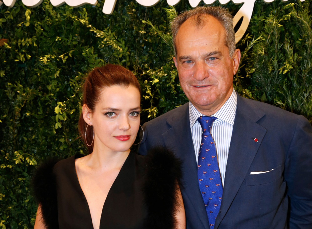 Roxane Mesquida and Leonardo Ferragamo at the flagshipopening on Avenue Montaigne.  Numéro:The house of Ferragamo will soon be celebrating its 100th birthday, how has the brand traversed so many eras and trends?  Leonardo Ferragamo: I was lucky to be born into a family with a beautiful history, blessed with extraordinary heritage. The strength of my father Salvatore Ferragamo was to breathe true values into the house: passion, determination, the ability to move forward, complete integrity in everything he undertook as well as an innate sense of fashion. It is our duty to continue his work and to take his legacy further. Rather than putting him in a museum, we want to keep his vision alive and we use our incredible archives to inspire future creations. It is a source of constant energy and a thread connecting the past and the future.  To start with Ferragamo was an accessories brand, how did it become a house of fashion? My father always wanted to have a big family that would be at the head of a fashion house, but when he started he preferred to concentrate on shoes. Little by little as my siblings and I grew up we joined the business very naturally, and we all developed trades: Fiamma takes care of shoes and accessories, Giovanna set up the fashion and ready-to-wear division, Fulvia is in charge of silk accessories and I launched the menswear collections.