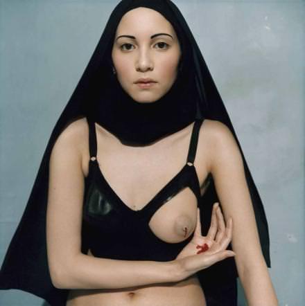 Le Lait miraculeux de la Vierge(March1997), Ville-Évrard.