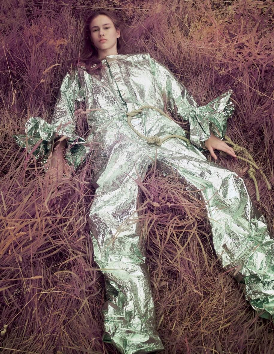Jumpsuit, PETER MOVRIN.