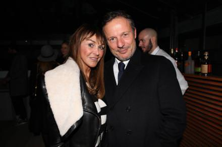 Babeth Djian et Olivier Bialobos