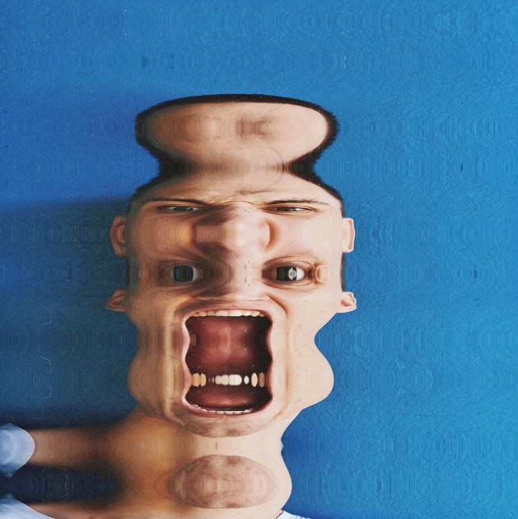 Autoportrait - ©JoshLudlowtumblr