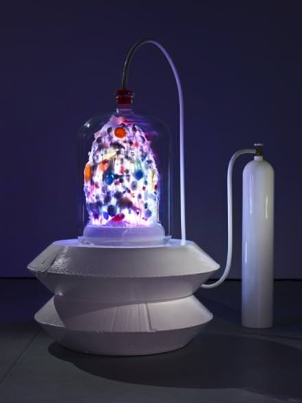 Mike Kelley, Kandor 2B, 2011, 195.6 x 236.2 x 215.9 cm / 77 x 93 x 85.