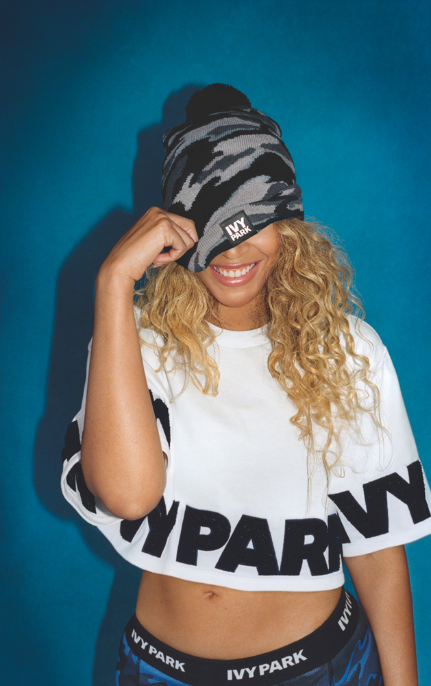 Ivy Park: la seconde collection de Beyoncé pour Topshop disponible
