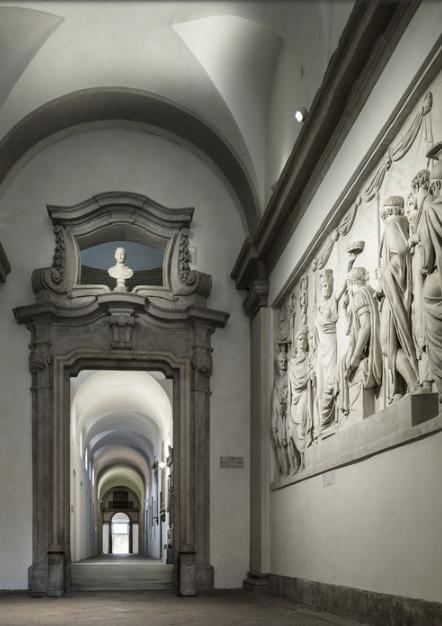 Bottega Veneta takes over the Brera Academy in Milan, an architectural gem