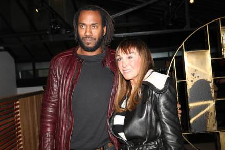 Rashid Johnson et Babeth Djian