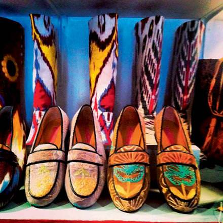 11am Essential accessories  For lovers of hardwearing, timeless leather loafers, a trip to Atika is compulsory. Men, women and children will all find a pair to their liking.  Atika Marrakech, 34, rue de la Liberté